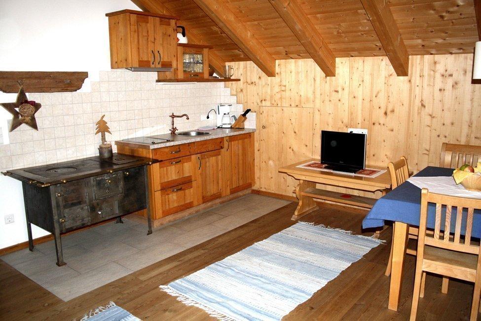Ferienwohnung rustikal gasserhof for Wohnung dekorieren rustikal